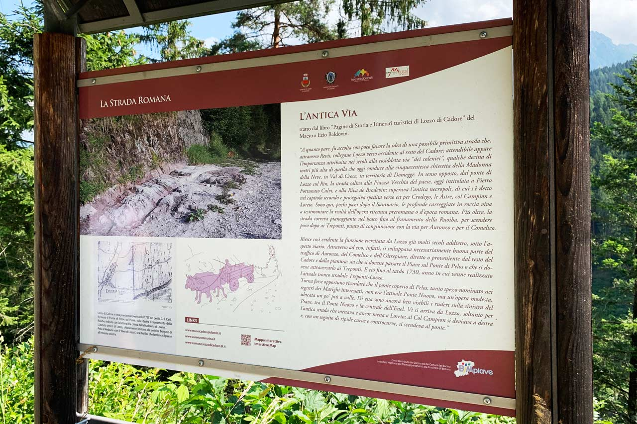 lozzo-cadore-la-strada-romana-antica-via-dove-si-trova