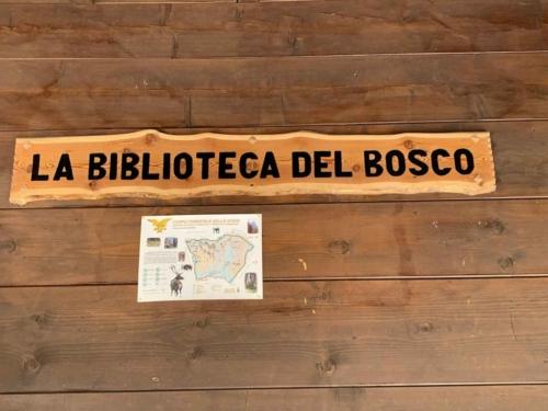 Somadida biblioteca bosco insegna